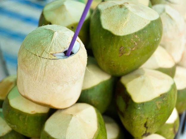 Les bienfaits de l'eau de coco