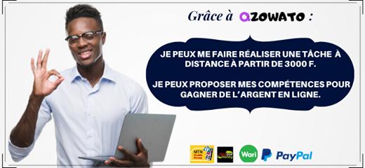 AZOWATO.COM, la plateforme africaine de micro-services