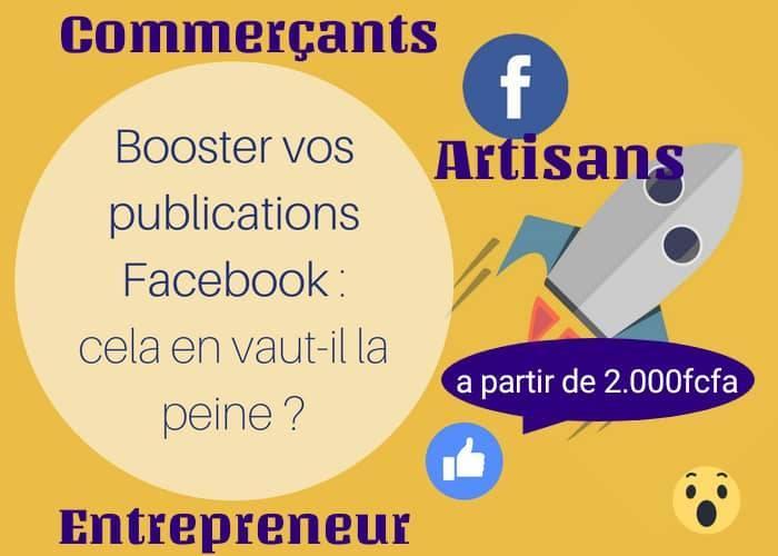 La Ratio : Boostage Facebook !