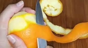 8 raisons de ne pas jeter à la poubelle vos pelures d'oranges